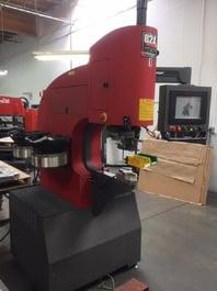 2014 Haeger 824 One Touch 4E Lite Insertion Press (#3296)