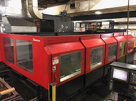 2002 Amada FO-4020 Laser Cutting System (#3300)