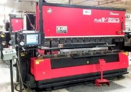 2003 Amada 1253NT Hydraulic Press Brake (#3301)