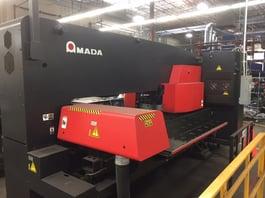 2017 Amada AE255NT CNC Turret Punch (#3302)