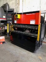Amada FBD8020E CNC Hydraulic Press Brake (#3303)