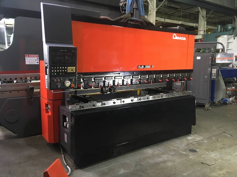 Amada FBD1030 CNC Hydraulic Press Brake (#3304)