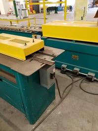 Lockformer Cleatformer 22GA Rollformer (#3308)