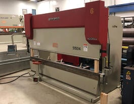 2007 Accurpress 515014 Accell Press Brake (#3312)