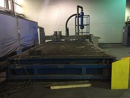 2007 Calypso Shark LWA Waterjet Cutting System (#3320)