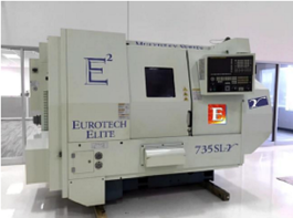 2011 Eurotech 735 SLY CNC Turning Center (#3336)