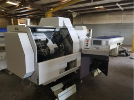 1996 Citizen L25 Swiss Turning Lathe (#3340)