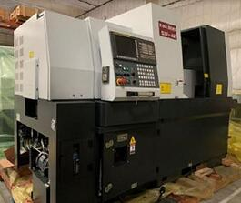 2013 Yama Seiki SW-42 CNC Swiss Turning Center (#3343)