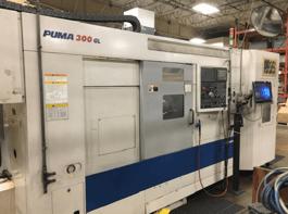 2000 Daewoo Puma 300 GL CNC Turning Center (#3344)