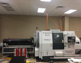 2014 Eurotech 735 SLY CNC Turning Center (#3345)