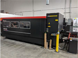 2014 Amada LCG 3015 CO2 Laser Cutting System (#3351)