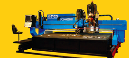 PCS 4000EHD Plasma Cutting & Drilling System (#3363)