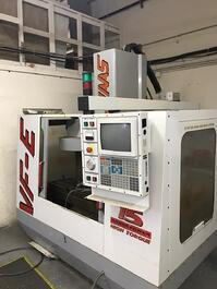 1998 Haas VFE Vertical Machining Center (#3365)