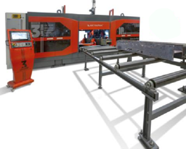 Akyapak 3ADM 1200 CNC Drill Line (#3388)
