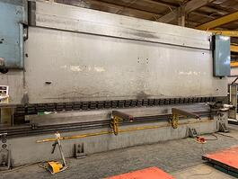 2005 Ermak CNC Hydraulic Press Brake (#3391)