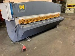 2007 Haco TS 3006 Hydraulic Shear (#3395)