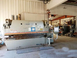 2005 Accurpress 725012 Press Brake (#3398)