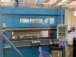 2007 Finn-Power 65-2550 HS TS 3 Hydraulic Press Brake (#3418)