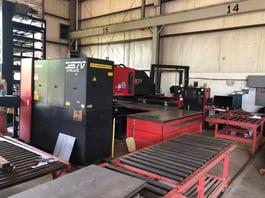 Amada Apelio III 357V CNC Turret Punch (#3424)