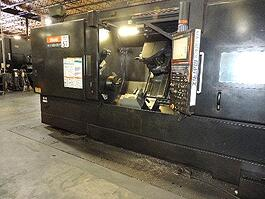2008 Mazak Integrex 400-4ST Mill/Turn Center (#3426)