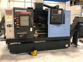 2011 Doosan Lynx 220LMA CNC Turning Center (#3428)