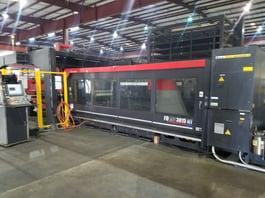 2013 Amada FO3015 4KW Laser Cutting System (#3434)