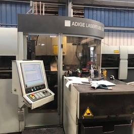 2014 BLM Adige LT8 Laser Cutting System (#3438)