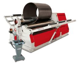 NEW Akyapak AHS 40/08 4 Roll Plate Roll (#3440)