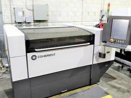 Coherent Meta 10C Laser Cutting System (#3450)