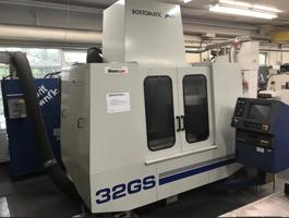 2000 Bostomatic BD32 GS Graphite Machining Center (#3457)