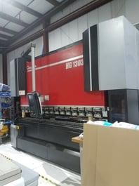 2014 Amada HG-1303NT Press Brake (#3491)