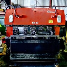 Amada RG-50 Up-Acting Press Brake (#3507)