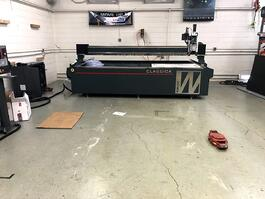 2018 Classica CL510 Waterjet Cutting System (#3513)