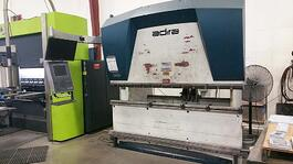2008 Adira QHD-7025 Hydraulic Press Brake (#3517)