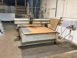 Multicam MG204 CNC Router (#3537)