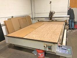 2000 Multicam MG305 CNC Router (#3538)