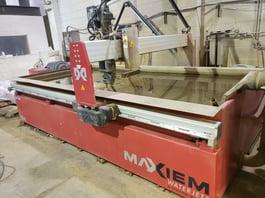 2017 Omax Maxiem 1530 Waterjet Cutting System (#3546)