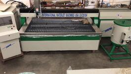 2018 IWM WC5WA2513H Waterjet Cutting System (#3555)