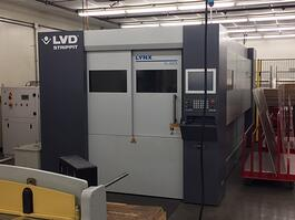 2017 LVD Lynx 3015 Laser Cutting System (#3579)