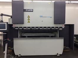2017 LVD PPED 80/25 Hydraulic Press Brake (#3587)
