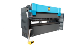 NEW Haco Synchromaster SRM 220-12-10 Hydraulic Press Brake (#3597)
