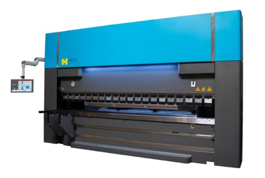 NEW Haco EuroMaster ERM 165-12-10 Hydraulic Press Brake (#3599)