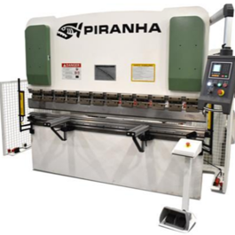 NEW Piranha 110-10 Hydraulic Press Brake (#3605)