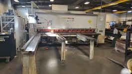 Cincinnati 3750 Hydraulic Shear (#3615)