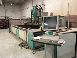 2003 Flow WMC 4020 Waterjet Cutting System (#3617)