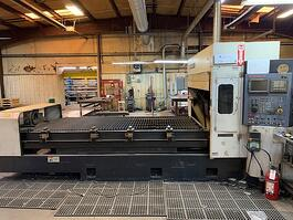 2006 Mazak Space Gear Laser Cutting System (#3618)