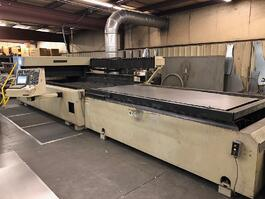 2001 Cincinnati CL6 Laser Cutting System (#3623)