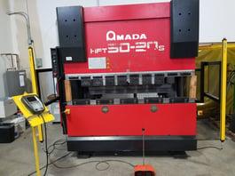 2004 Amada HFT 50-20-S Hydraulic Press Brake (#3633)