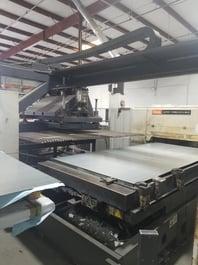 2007 Mazak Cell 510 VA Load/Unload for 5' X 10' Laser Systems (#3649)