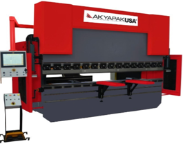 Akyapak Advance 6100-400 Press Brake (#3663)